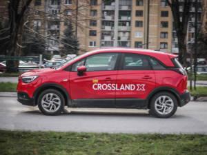 Test Opel Crossland X Enjoy 1.6 DT 38