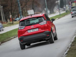 Test Opel Crossland X Enjoy 1.6 DT 40