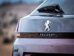 Test Peugeot 3008 1.6 Bluehdi Active 32
