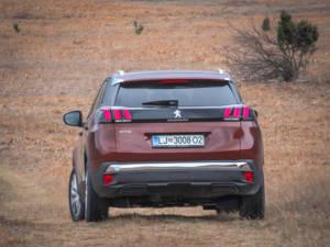 Test Peugeot 3008 1.6 Bluehdi Active 38
