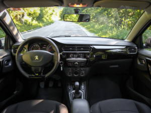 Test Peugeot 301 1.6 Hdi Facelift 08