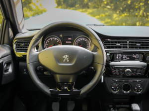 Test Peugeot 301 1.6 Hdi Facelift 09