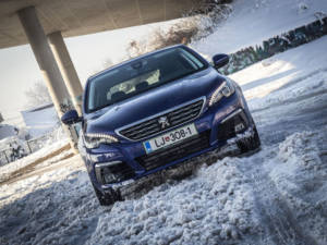 Test Peugeot 308 Allure 1.6 Hdi Facelift 2017 - 01