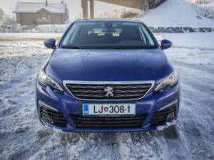 Test Peugeot 308 Allure 1.6 Hdi Facelift 2017 - 02