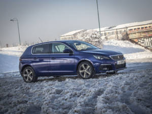 Test Peugeot 308 Allure 1.6 Hdi Facelift 2017 - 03