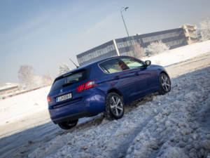 Test Peugeot 308 Allure 1.6 Hdi Facelift 2017 - 05