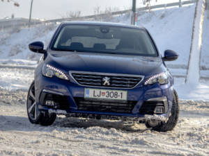 Test Peugeot 308 Allure 1.6 Hdi Facelift 2017 - 06