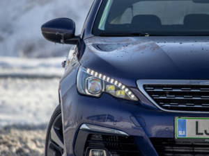 Test Peugeot 308 Allure 1.6 Hdi Facelift 2017 - 09