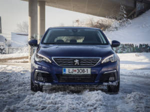 Test Peugeot 308 Allure 1.6 Hdi Facelift 2017 - 10