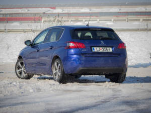 Test Peugeot 308 Allure 1.6 Hdi Facelift 2017 - 13