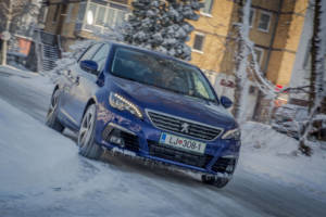 Test Peugeot 308 Allure 1.6 Hdi Facelift 2017 - 33