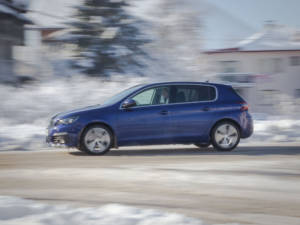 Test Peugeot 308 Allure 1.6 Hdi Facelift 2017 - 35