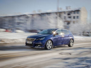 Test Peugeot 308 Allure 1.6 Hdi Facelift 2017 - 36