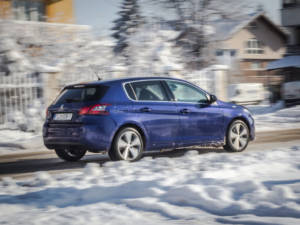 Test Peugeot 308 Allure 1.6 Hdi Facelift 2017 - 38