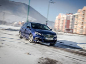 Test Peugeot 308 Allure 1.6 Hdi Facelift 2017 - 39