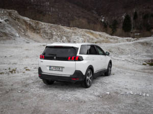 Test Peugeot 5008 ALLURE 1.6 BlueHDi 06