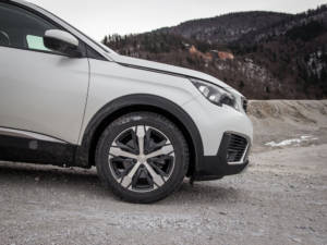 Test Peugeot 5008 ALLURE 1.6 BlueHDi 11