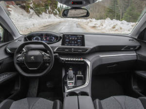 Test Peugeot 5008 ALLURE 1.6 BlueHDi 12