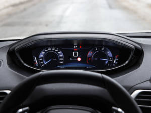 Test Peugeot 5008 ALLURE 1.6 BlueHDi 14