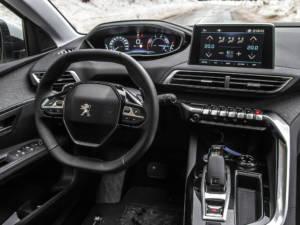 Test Peugeot 5008 ALLURE 1.6 BlueHDi 16