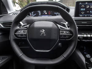 Test Peugeot 5008 ALLURE 1.6 BlueHDi 18