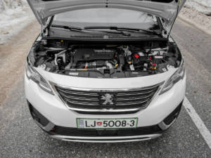 Test Peugeot 5008 ALLURE 1.6 BlueHDi 43
