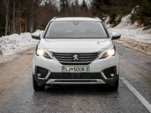 Test Peugeot 5008 ALLURE 1.6 BlueHDi 44