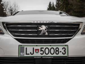 Test Peugeot 5008 ALLURE 1.6 BlueHDi 47