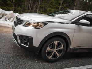 Test Peugeot 5008 ALLURE 1.6 BlueHDi 49