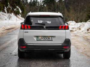 Test Peugeot 5008 ALLURE 1.6 BlueHDi 52