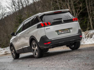 Test Peugeot 5008 ALLURE 1.6 BlueHDi 53