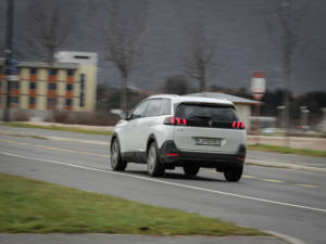 Test Peugeot 5008 ALLURE 1.6 BlueHDi 57