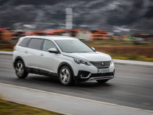 Test Peugeot 5008 ALLURE 1.6 BlueHDi 62