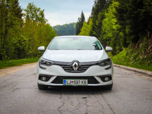 Test Renault Megane Grand Coupe 1.5 Dci 01