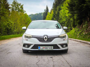 Test Renault Megane Grand Coupe 1.5 Dci 03