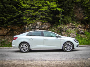 Test Renault Megane Grand Coupe 1.5 Dci 05