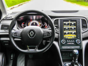 Test Renault Megane Grand Coupe 1.5 Dci 09