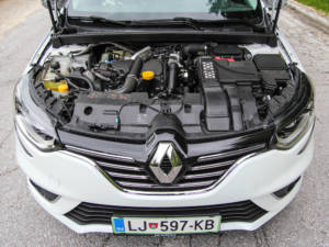 Test Renault Megane Grand Coupe 1.5 Dci 23