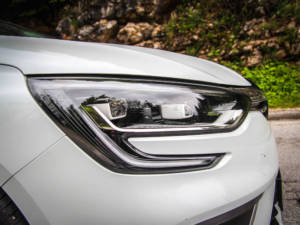 Test Renault Megane Grand Coupe 1.5 Dci 24