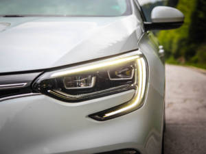 Test Renault Megane Grand Coupe 1.5 Dci 26