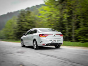 Test Renault Megane Grand Coupe 1.5 Dci 31