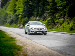 Test Renault Megane Grand Coupe 1.5 Dci 32