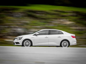 Test Renault Megane Grand Coupe 1.5 Dci 35