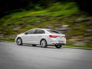 Test Renault Megane Grand Coupe 1.5 Dci 36