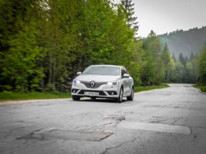 Test Renault Megane Grand Coupe 1.5 Dci 37