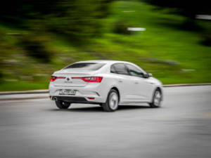 Test Renault Megane Grand Coupe 1.5 Dci 38