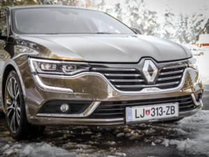 Test Renault Talisman 160 Dci Initiale Paris 11