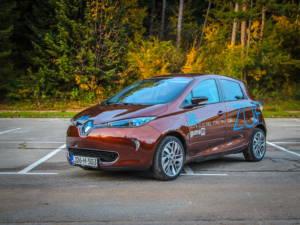 Test Renault Zoe - 2016 - 01