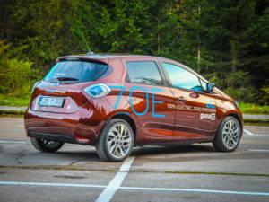 Test Renault Zoe - 2016 - 07