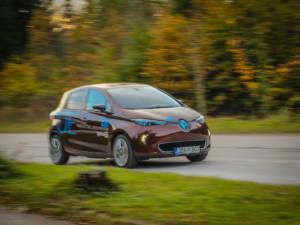 Test Renault Zoe - 2016 - 30